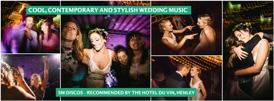 wedding dj hire for henley on thames