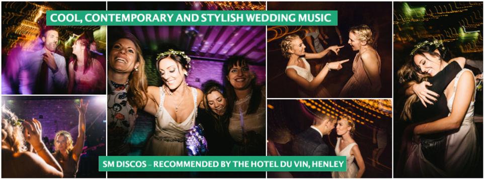 abingdon wedding discos