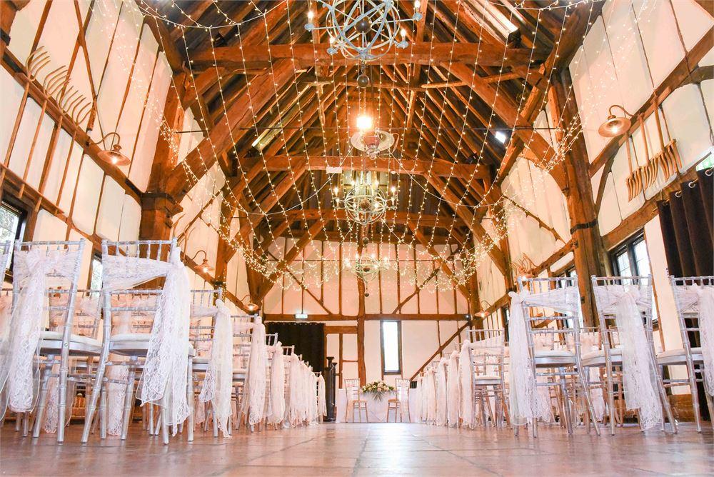 The Barns Hotel Wedding Bedford