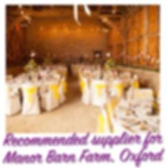 manor barn farm dj