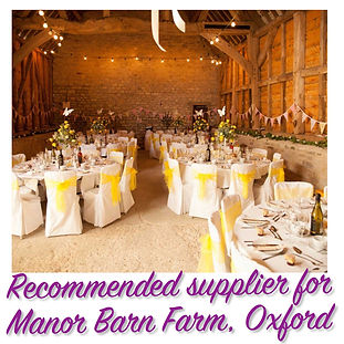 Manor Barn Farm Wedding DJ