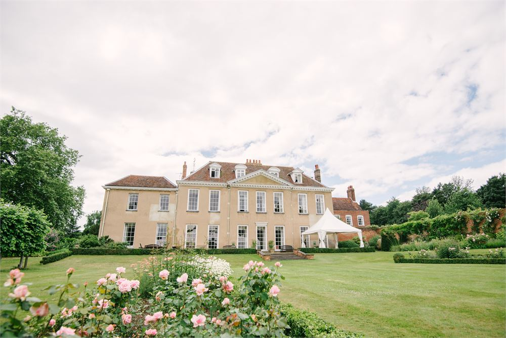 Stanstead Bury wedding venue