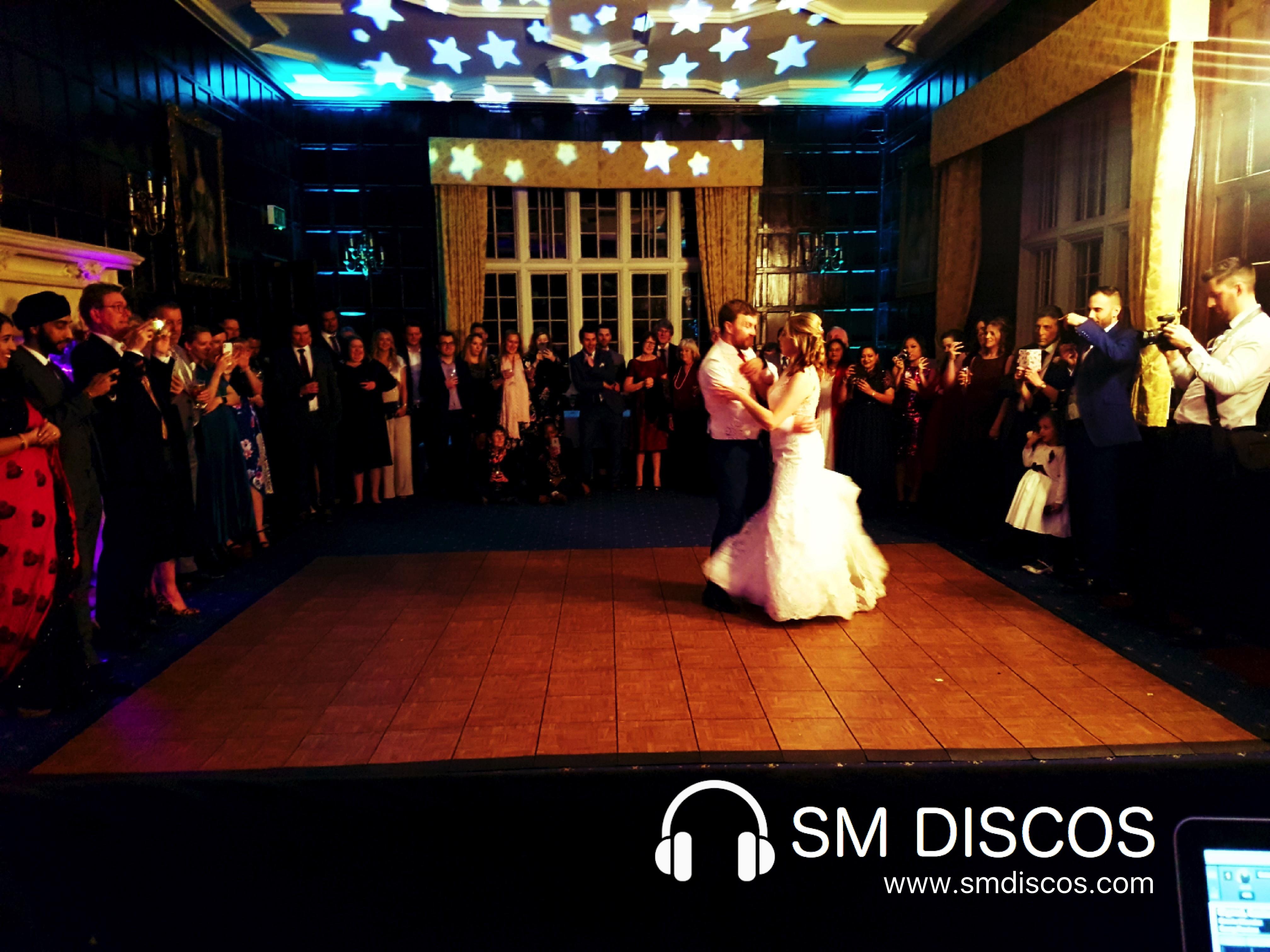 Wedding DJ for Bisham Abbey