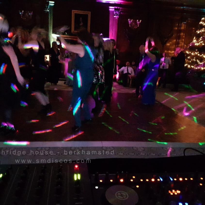 ashridge house berkhamsted christmas party