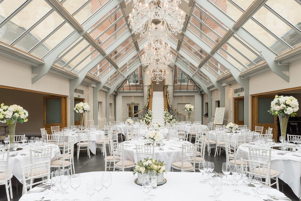 Wedding DJ Botleys Mansion