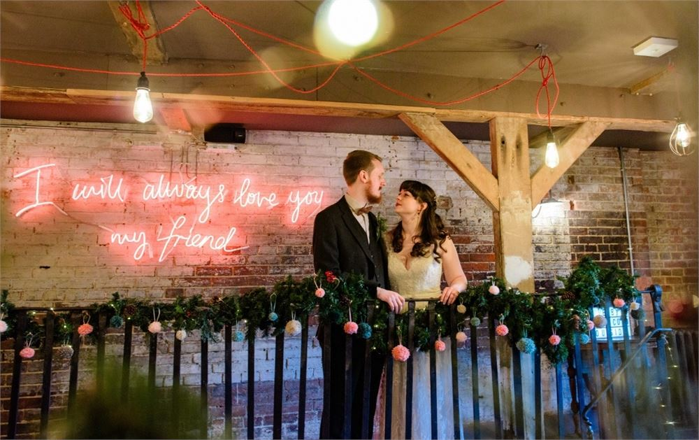 The Bell in Ticehurst Wedding