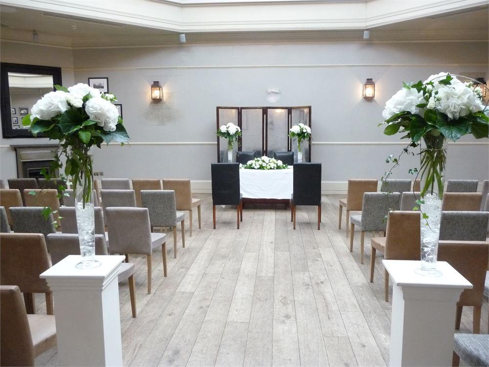 wedding venue Hotel Du Vin Brighton