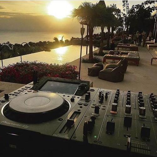 sunset DJ hire