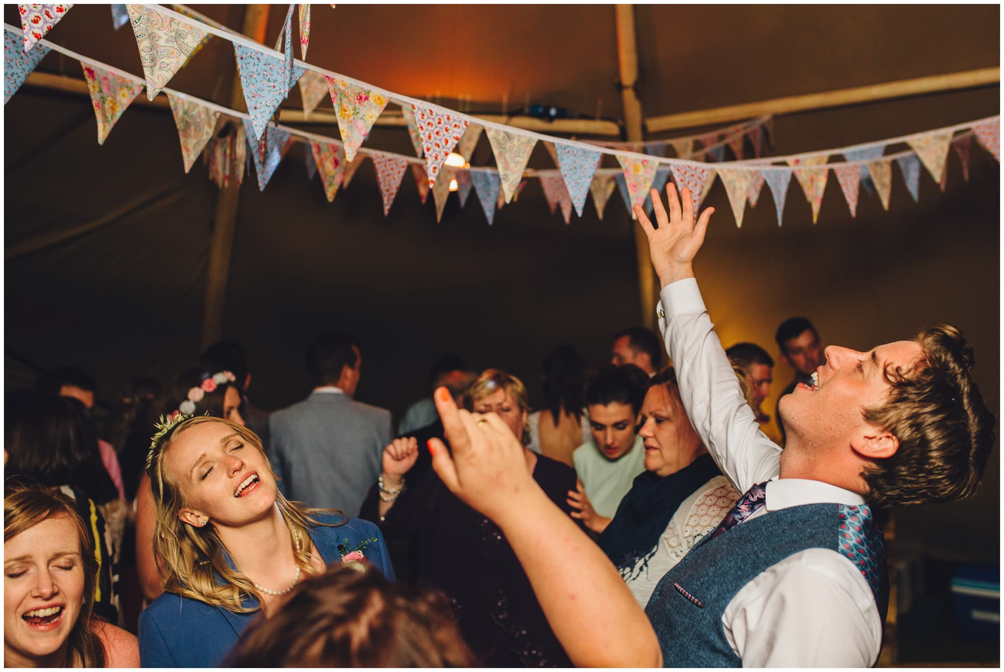 Wedding DJ rustic Oxfordshire