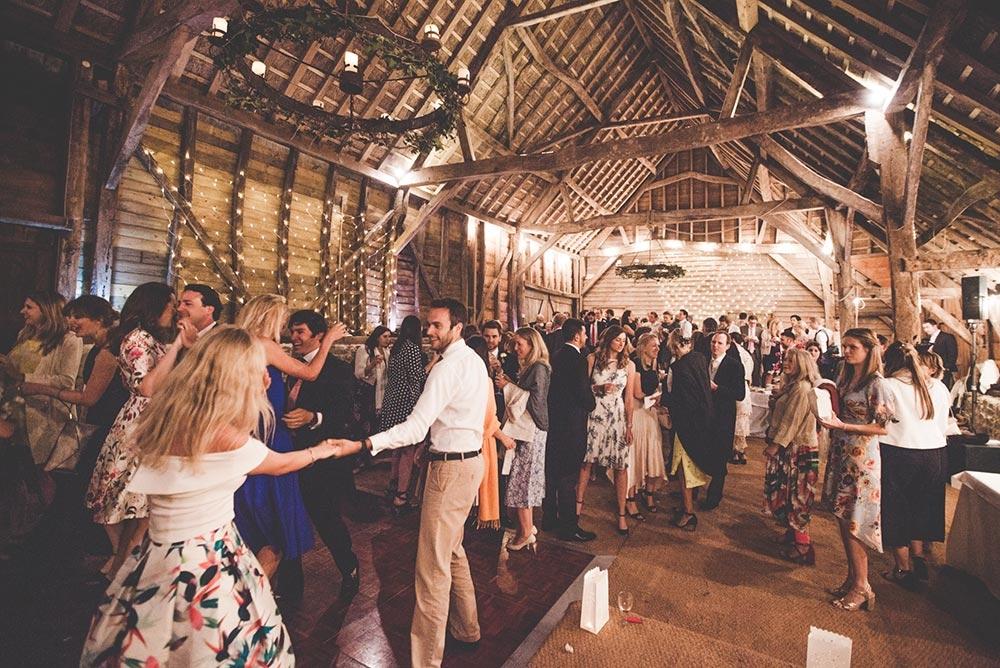 Wedding DJ Bowerchalke Barn