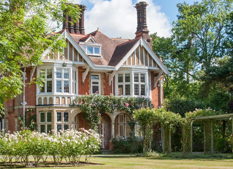 Essex Wedding Baddow Park House