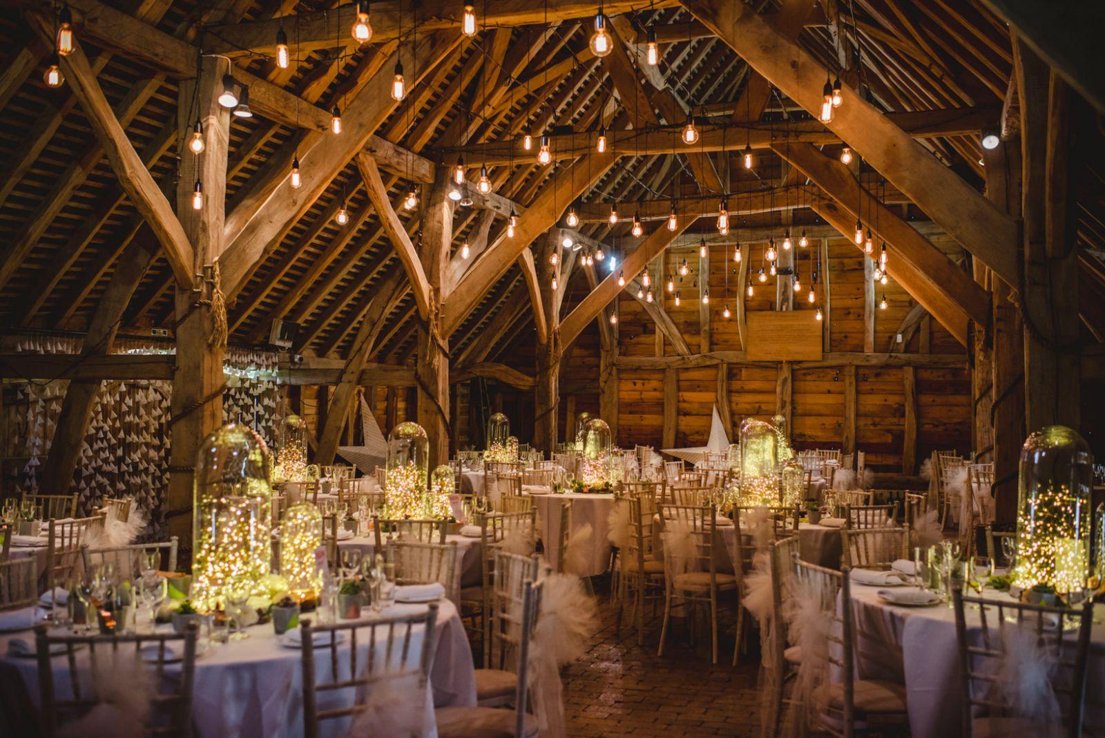 Gildings Barns Wedding DJ