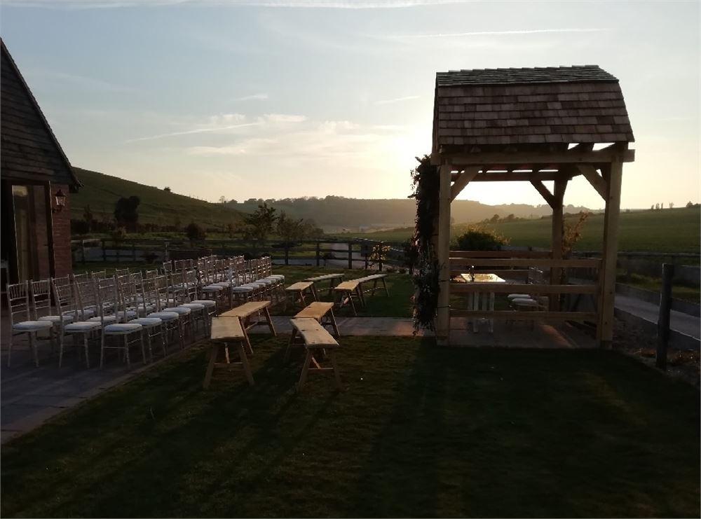 Wedding DJ in Worthing Long Furlong Barn