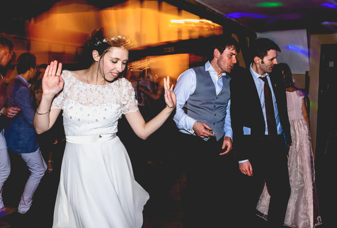 Donnington Grove wedding disco