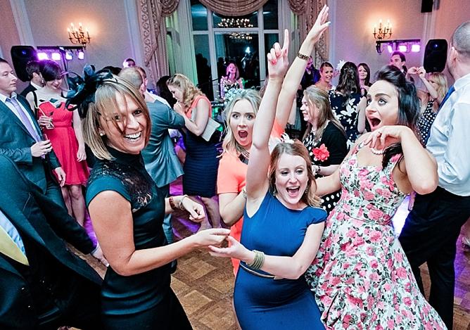 wedding dj Englemere in Ascot