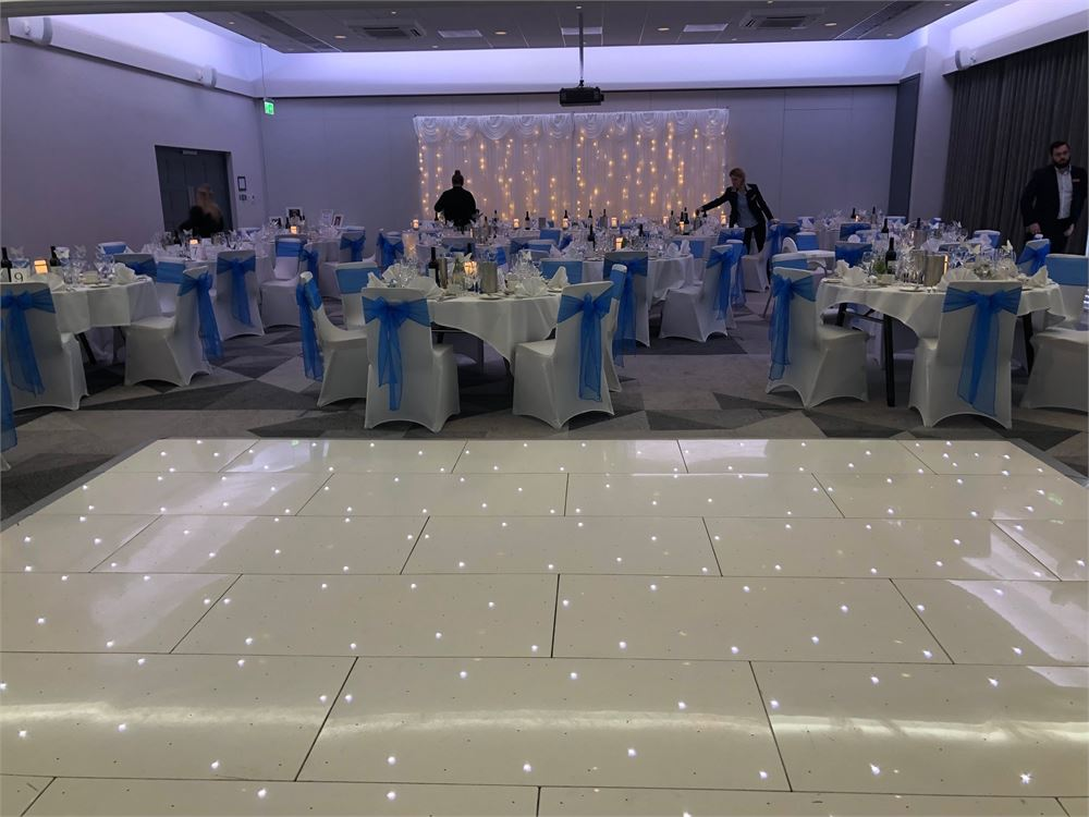 Wyboston Lakes Dancefloor hire