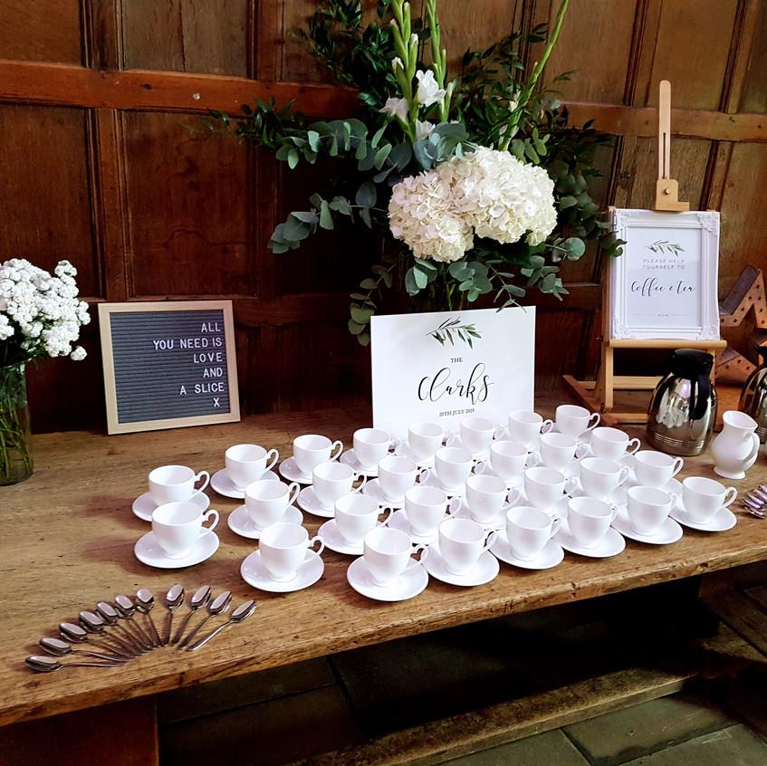 Wedding at Dorton House