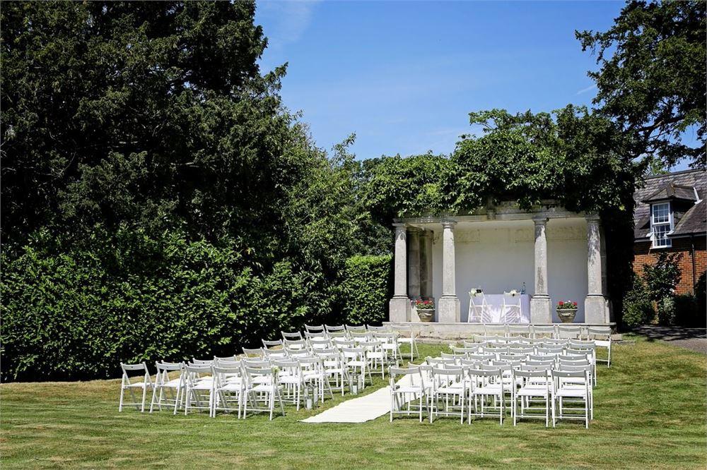 wedding venue dj Highfield Park