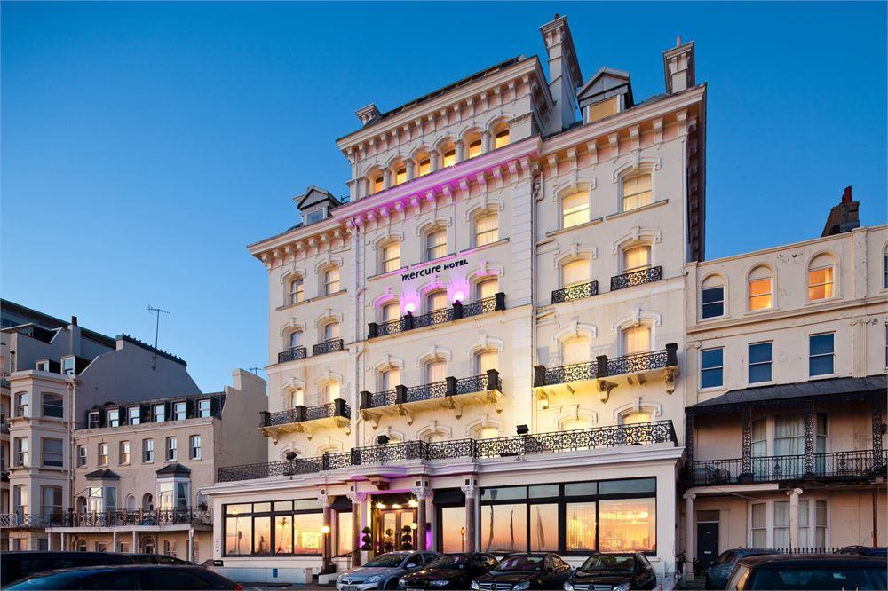 Mercure Brighton Wedding Venue