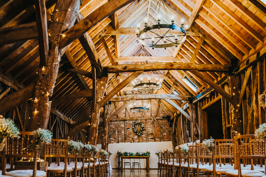 Bassmead Manor Barns Wedding Venue