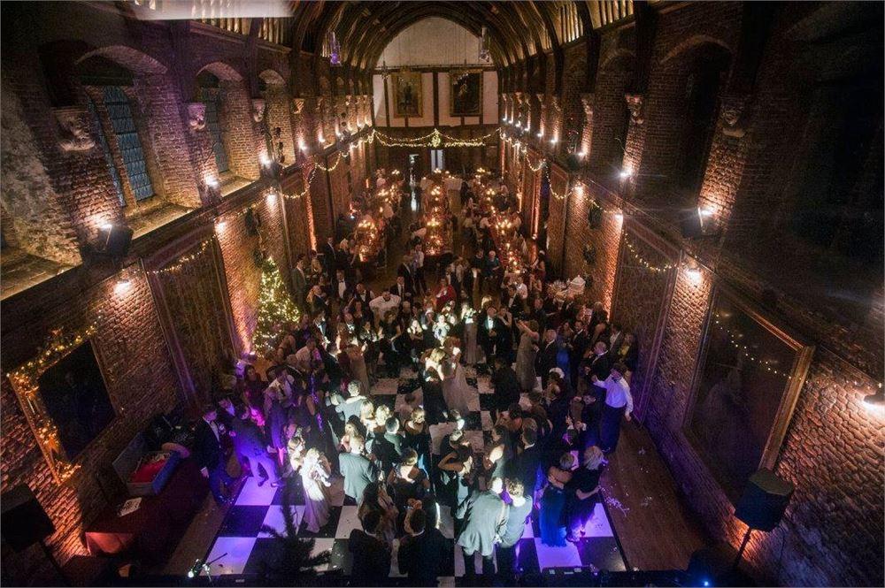 Hatfield House wedding dj