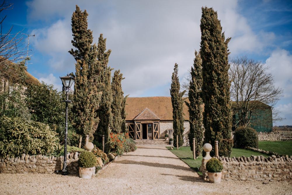 Notley Tythe Barn Wedding Venue