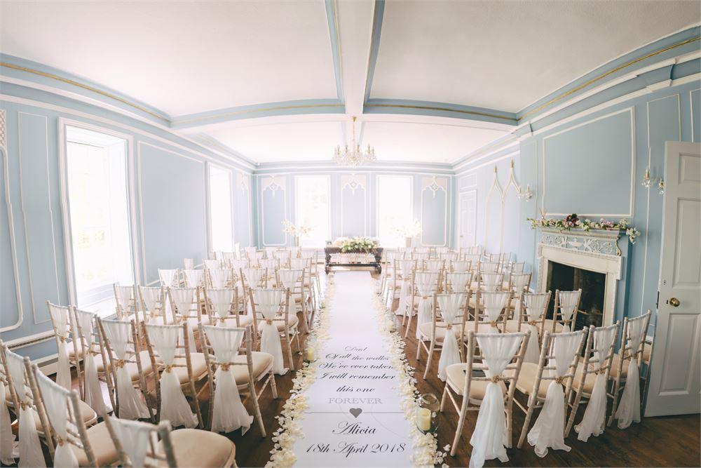Hutton Hall Wedding in Essex