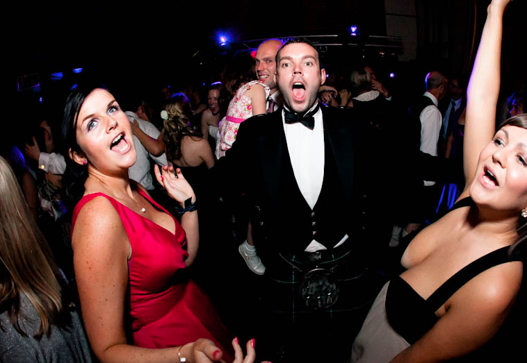 Burnham wedding dj disco