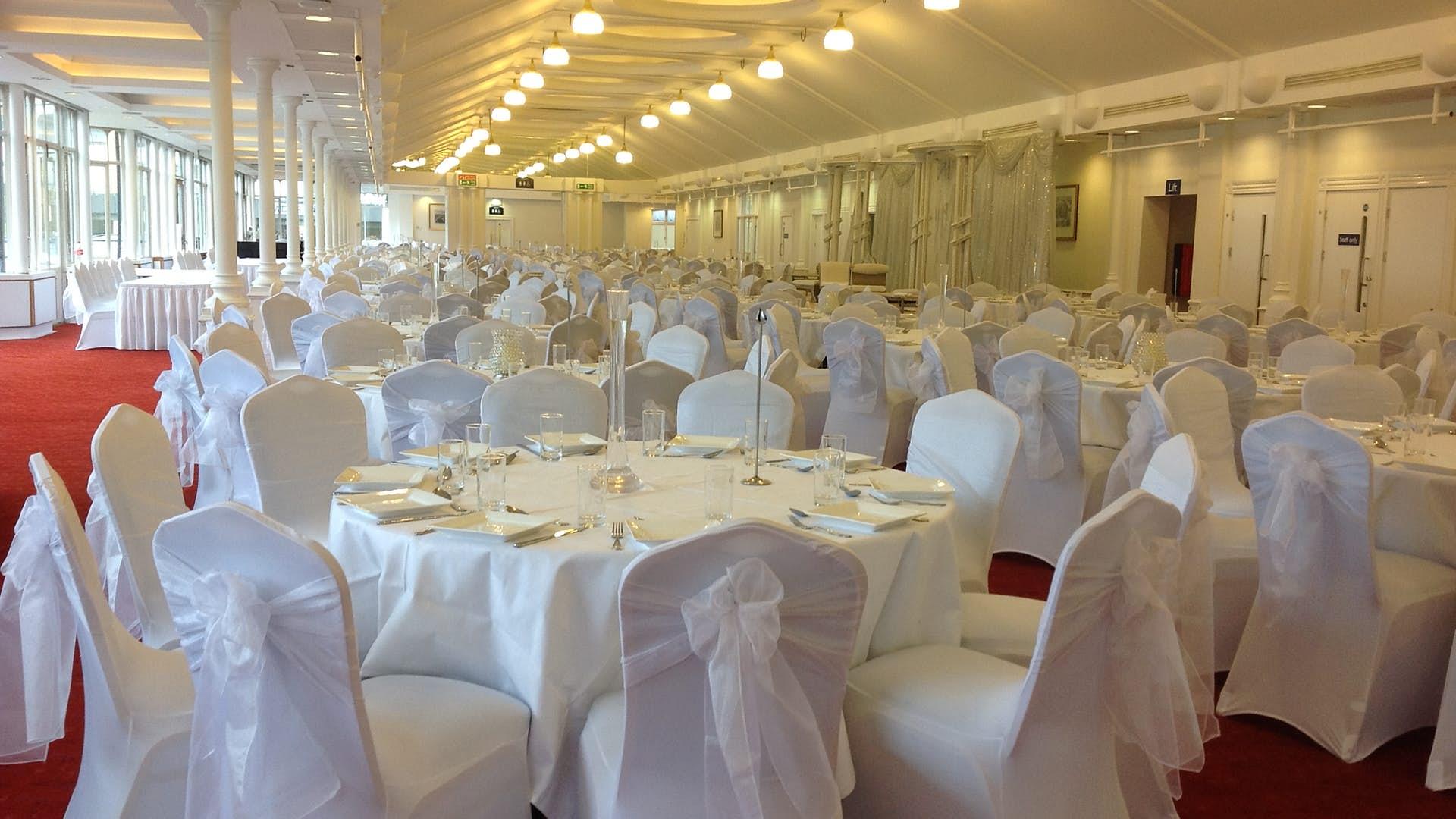 ascot racecourse wedding dj