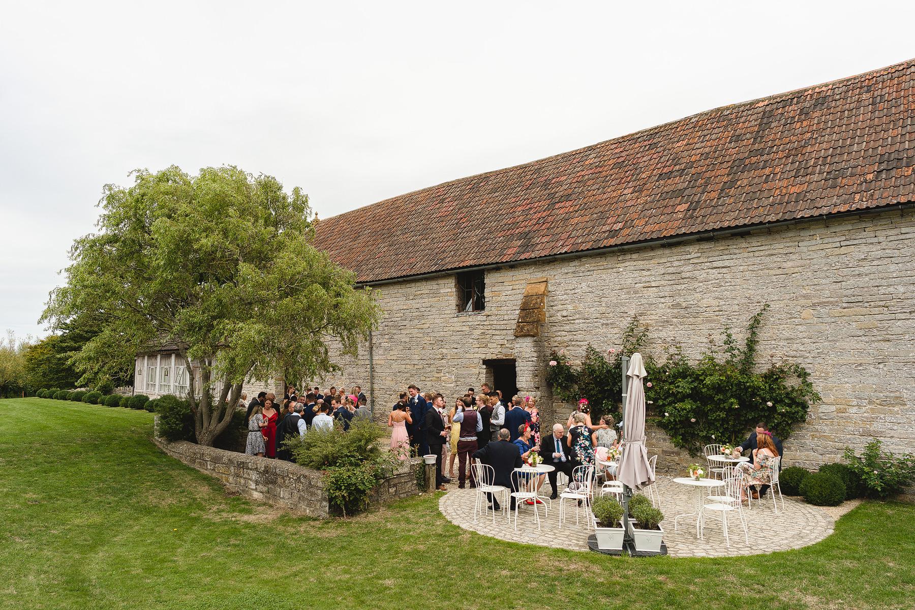 Almonry Barn Wedding DJ