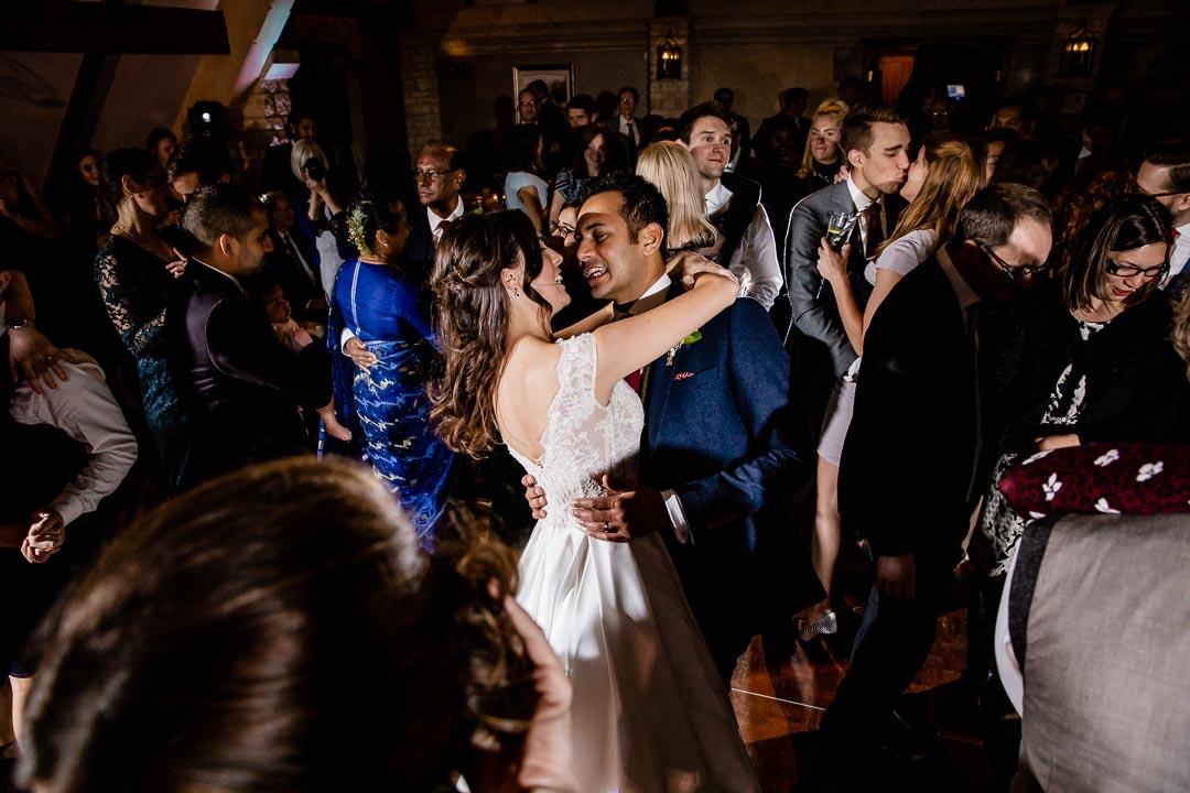 Wedding DJ The Manor House Hotel
