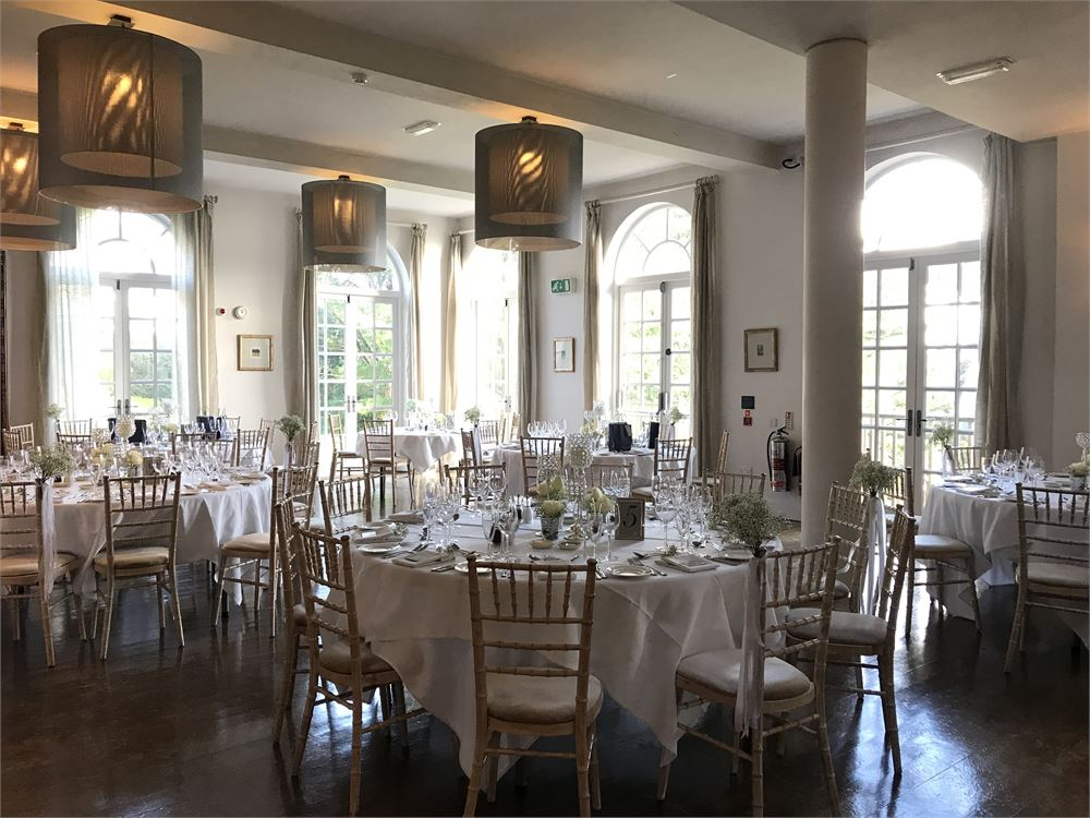 Fowey Hall weddings