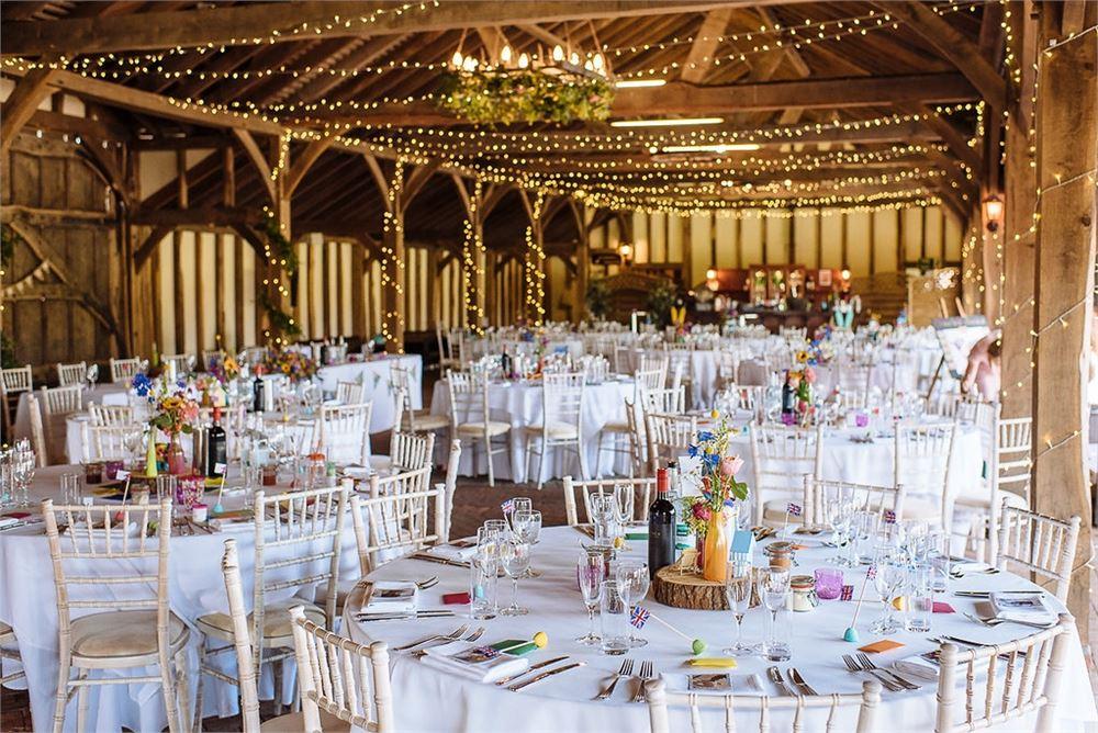 Laughton Barns Wedding Disco