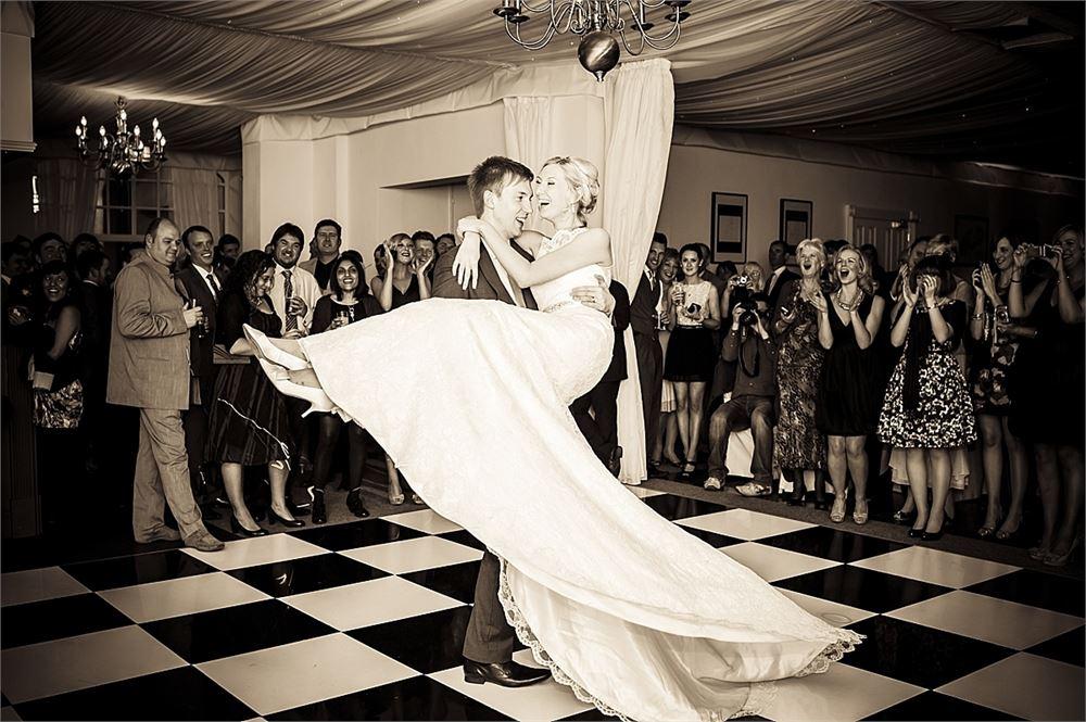 Warwick House Wedding DJ