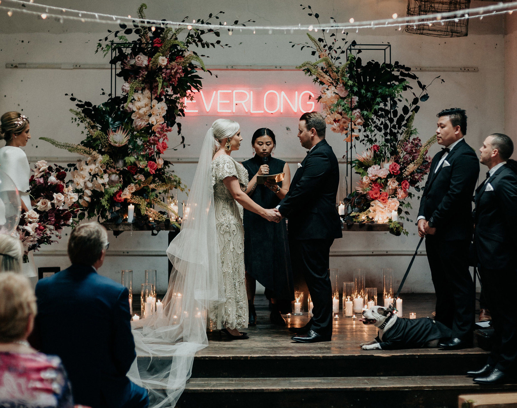 Everlong Wedding Sign