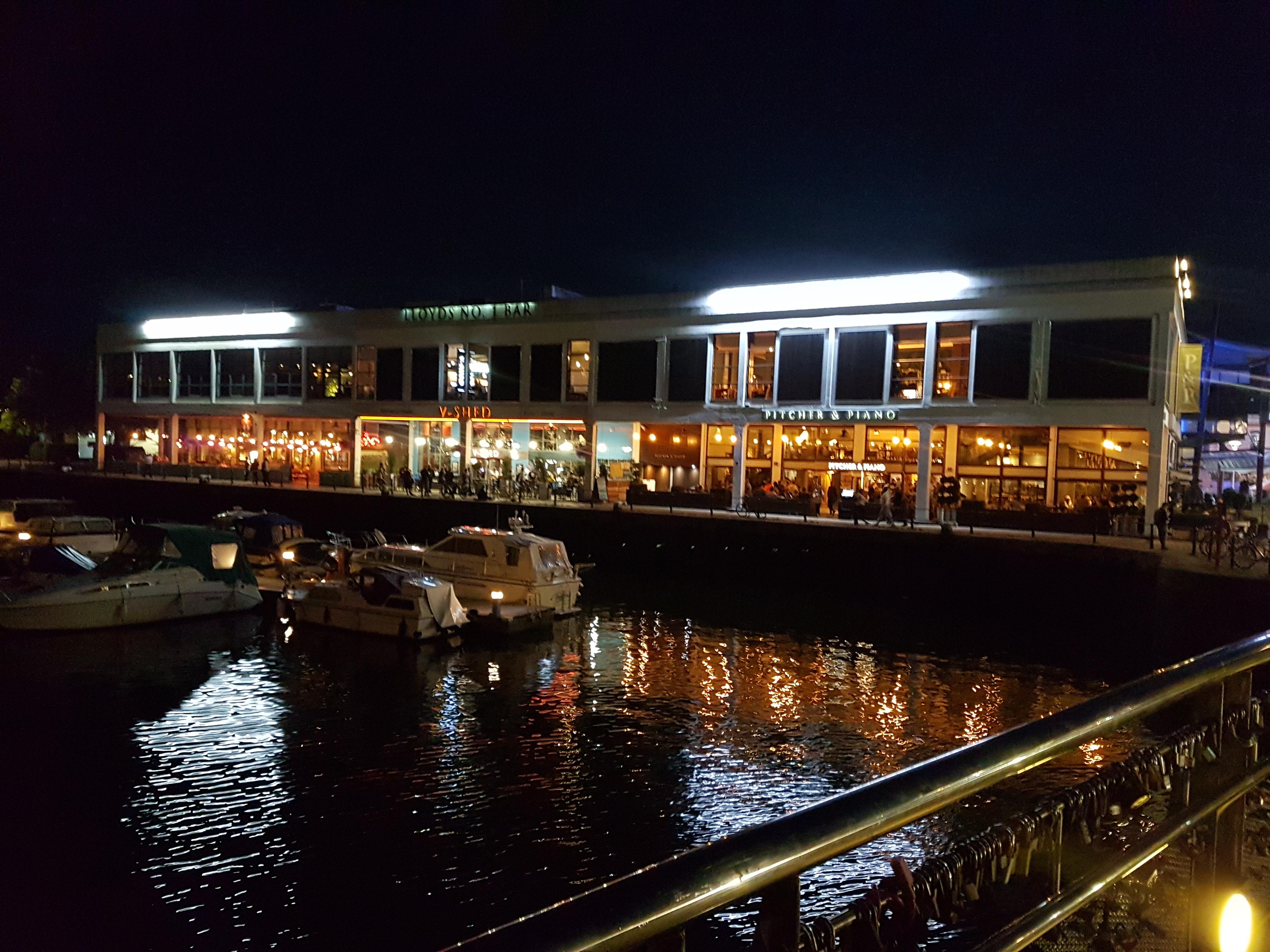 Harbourside clubs in Bristol