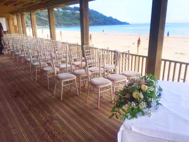 Cornwall wedding venue Carbis Bay Hotel.