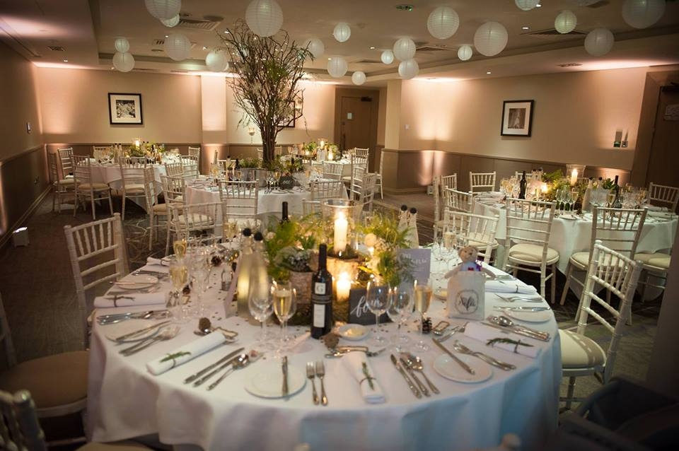 Wedding DJ for Macdonald Windsor Hotel