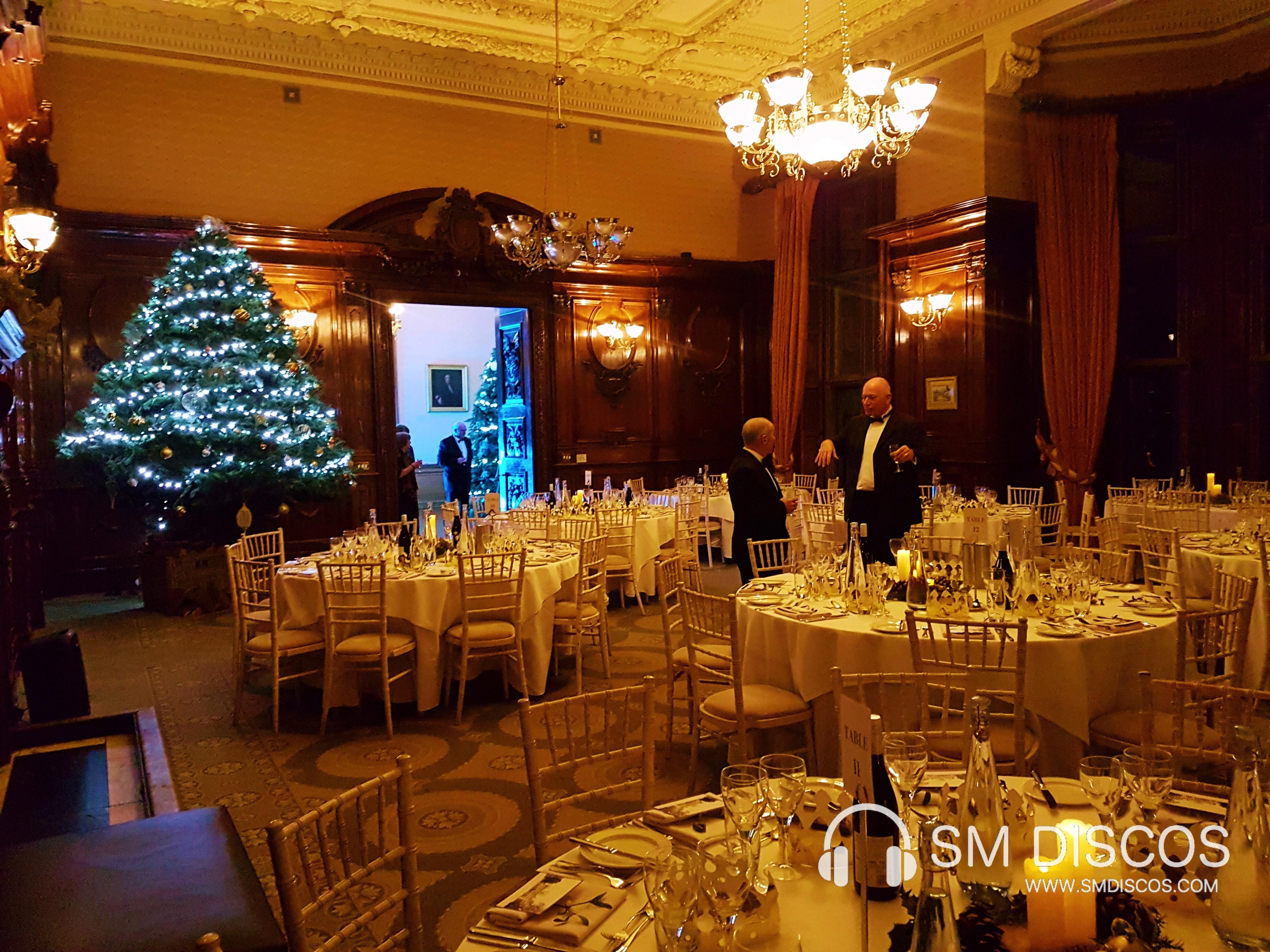 Ashridge House Christmas Party