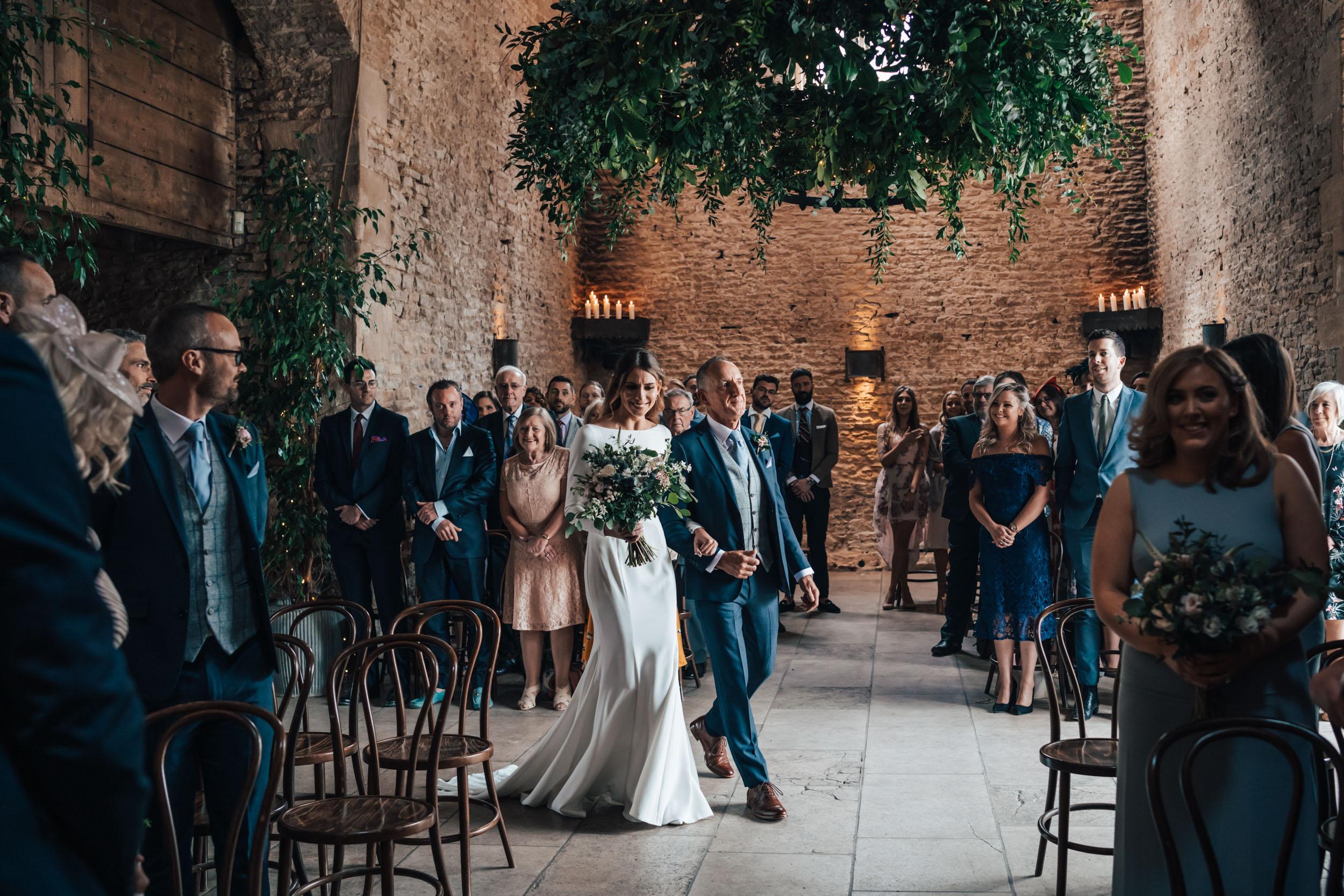 Wedding at Stone Barn Cheltenham