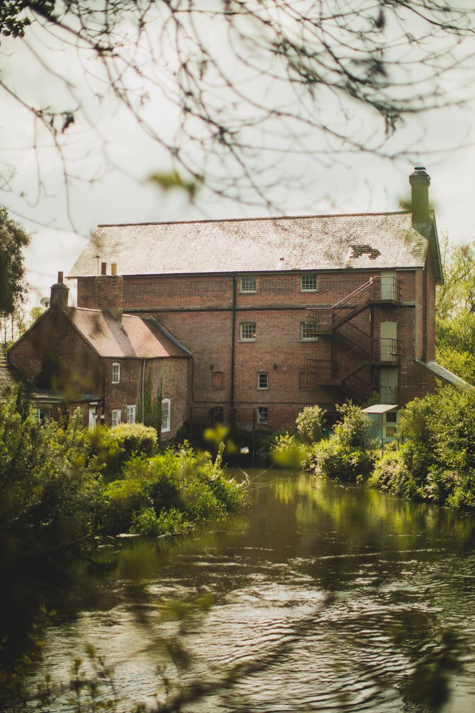 Sopley Mill Wedding Day