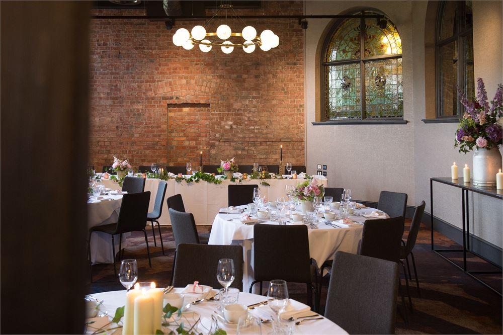 The Avon Gorge Hotel wedding