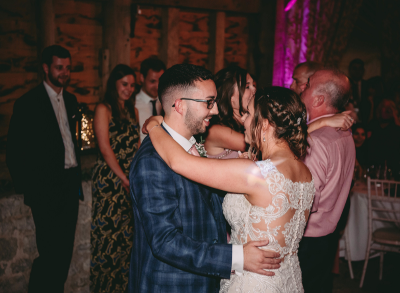 Manor Farm Barn Oxford Wedding DJ 8