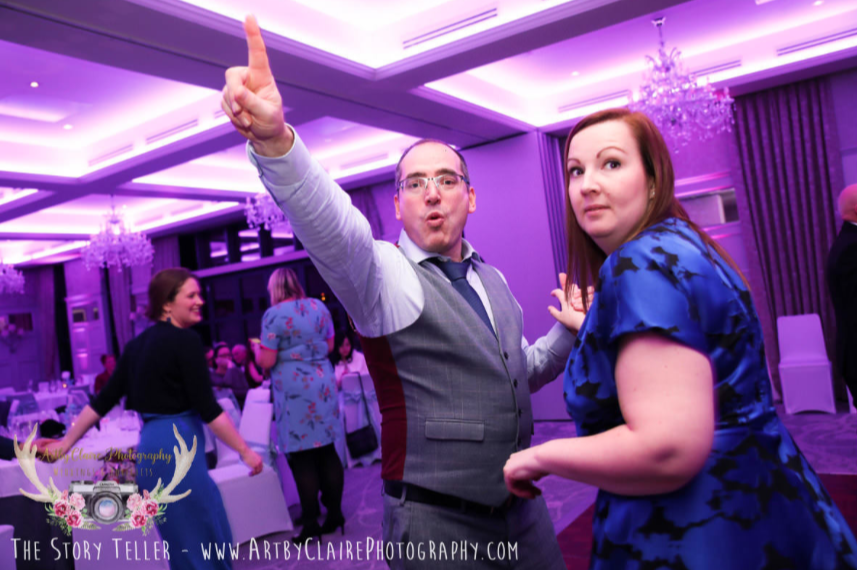 De Vere Latimer Estate Wedding DJ 13