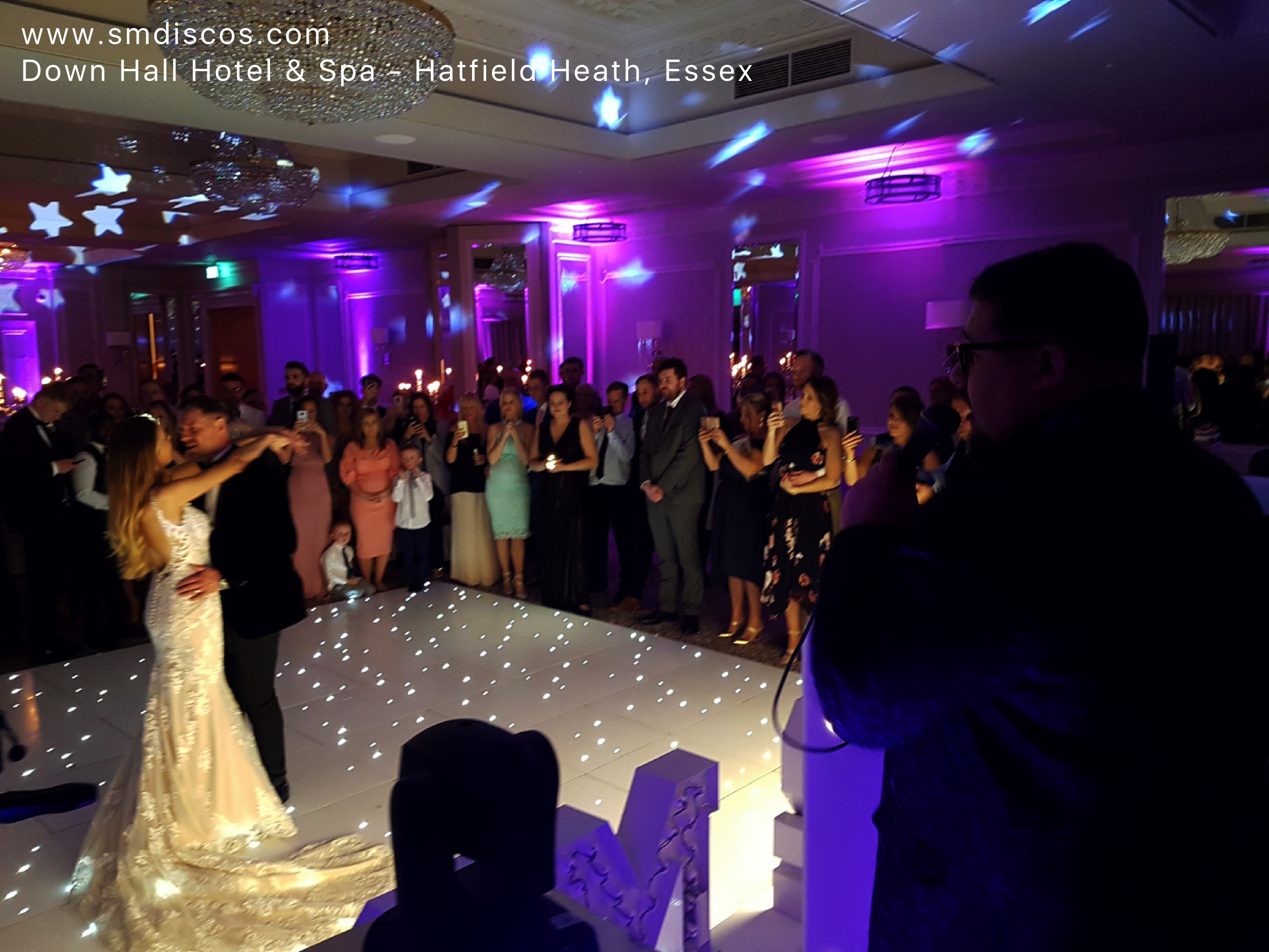 Wedding DJ Down Hall Hotel Essex