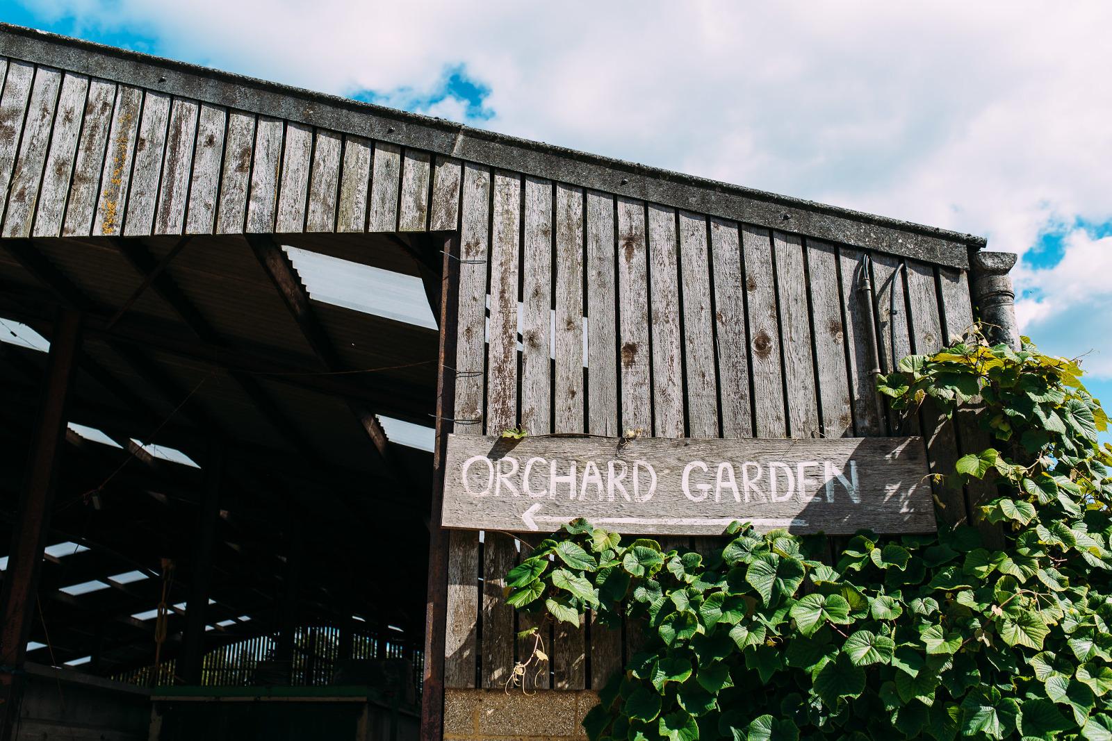 Flaxbourne Gardens wedding venue