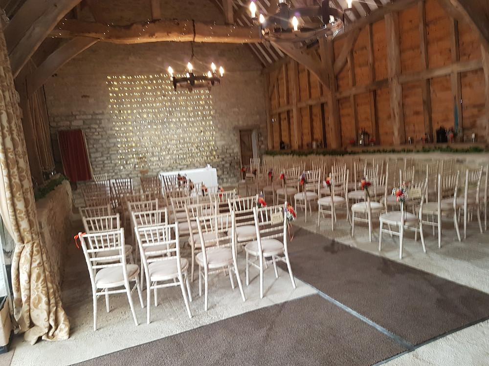 manor farm barn, marsh gibbon