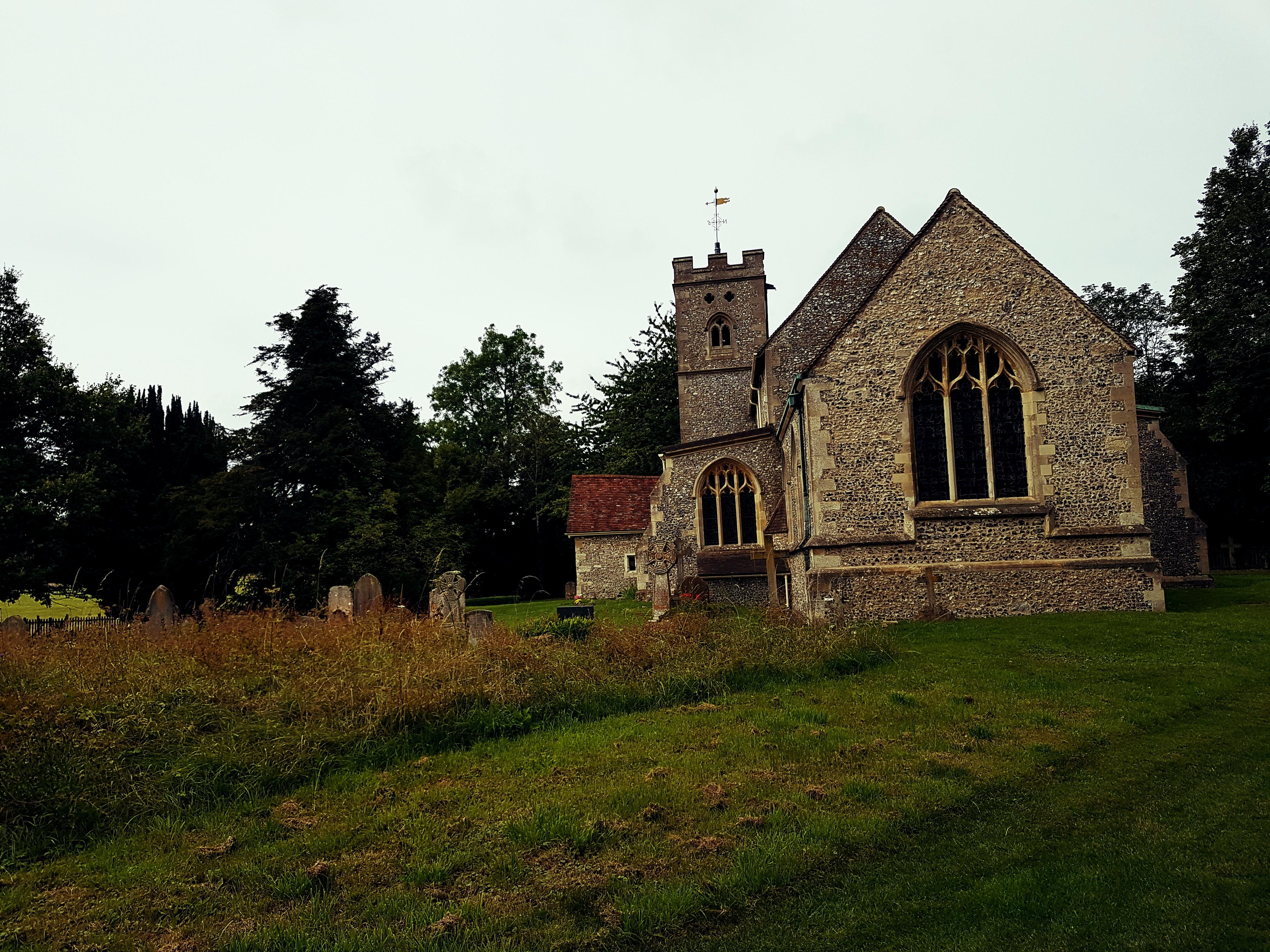 The Church at Hampden House