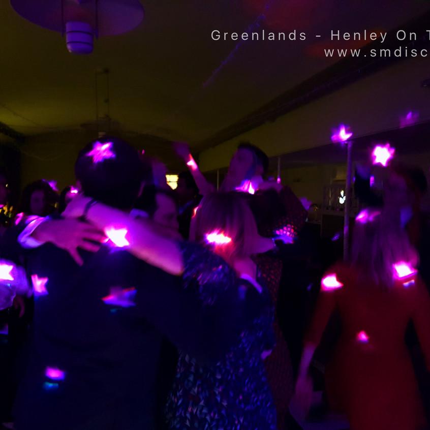 Greenlands Henley On Thames DJ