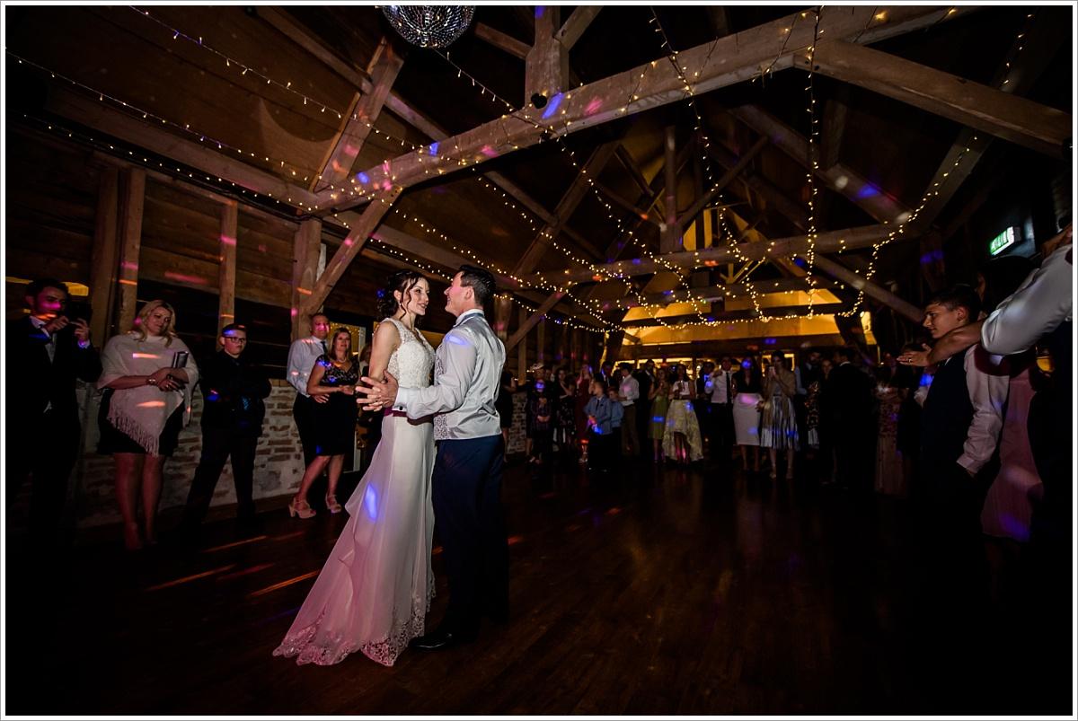 Wedding Disco at Wellington Barn